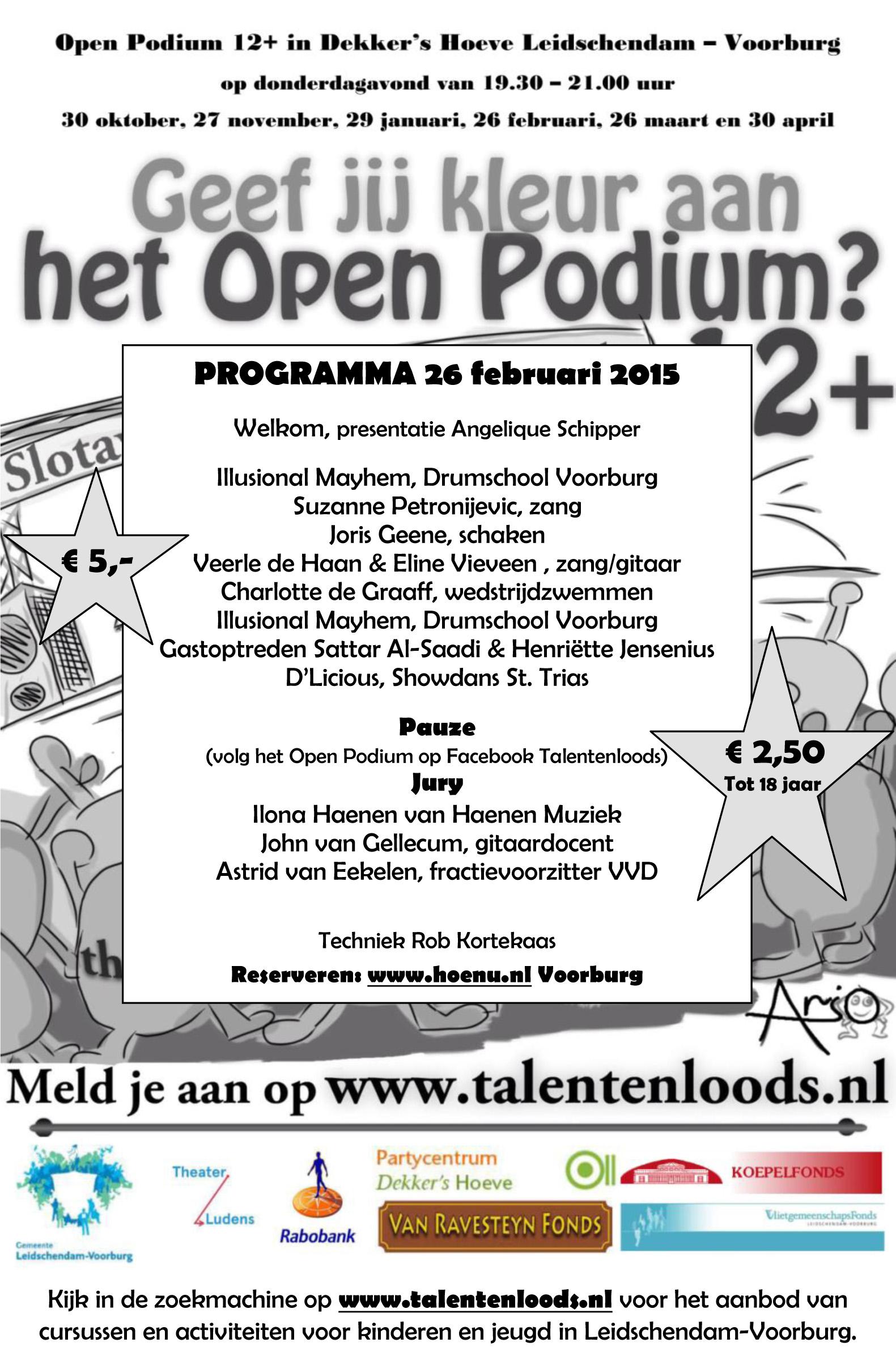 OpenPodium_programma_260215