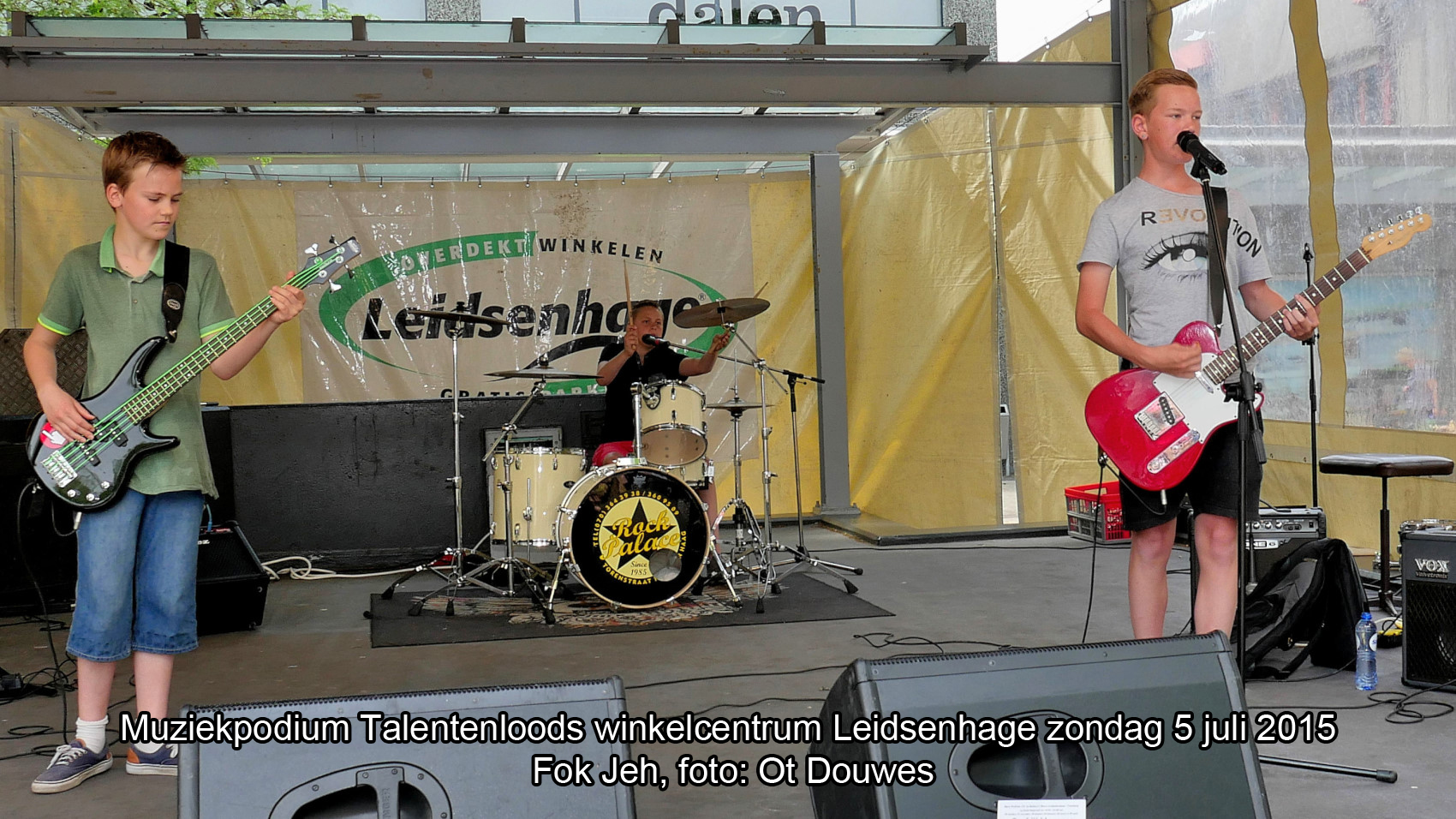 Talentenloods in Leidsenhage 2015-07-05