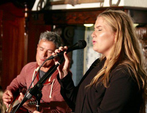 Fleur Joubij en Lost in Stereo eerste Two Talents Talentenloods