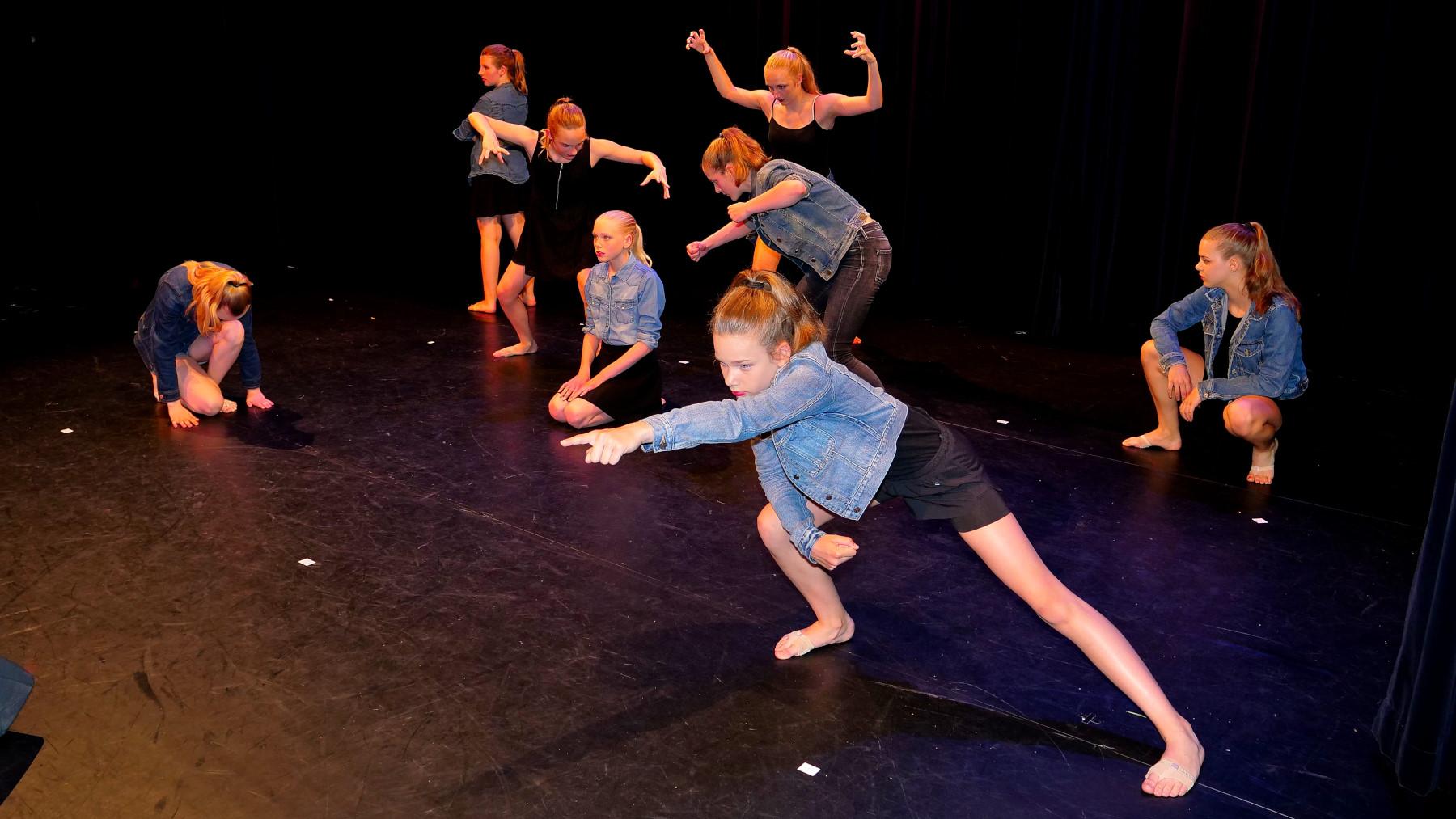 Slotavond Talentenloods 2017-05-27 in Ludens