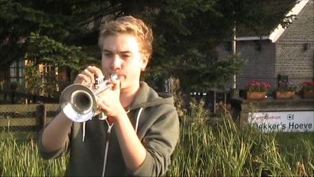 Laurens_trompet_Dekkershoeve