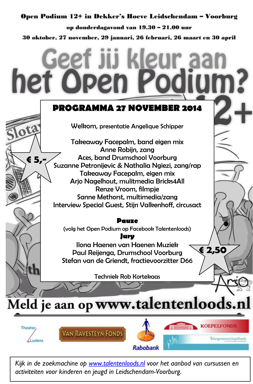 OpenPodium_programma_271114_A5