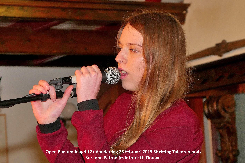 Open Podium Talentenloods 4 2015-02-26