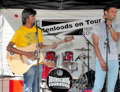 Special Talentenloods met Kenny tijdens Open Monumentendag in Oude Stal