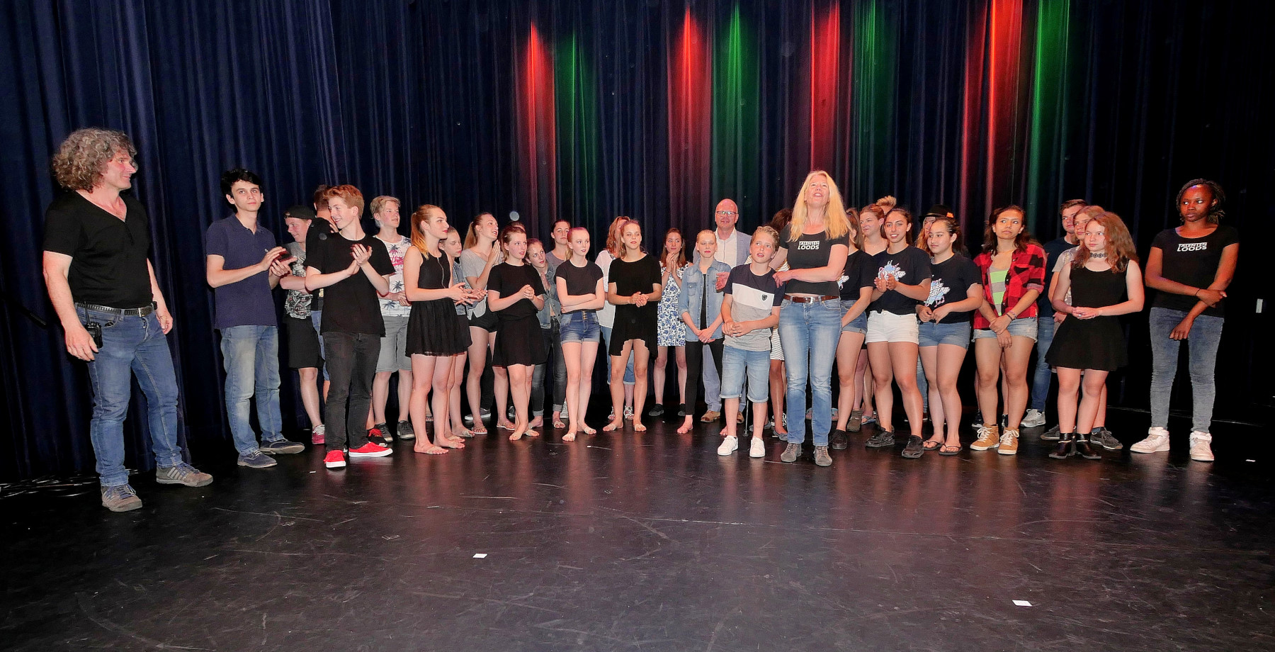 Final Talents Slotavond