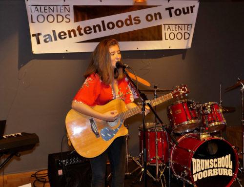Eerste Open Podium Talentenloods 11 oktober voor jeugd 12+