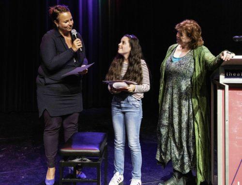 Eva wint eerste Prijs Schrijfwedstrijd