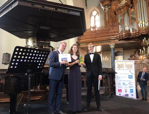 Tijmen Weijermars wint 2e prijs Concours Maassluis