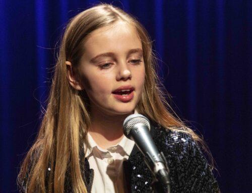 Finale Podium Talentenloods via Livestream 1 november