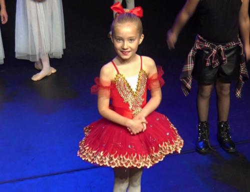 Roselie en Julia winnaars Slotpodium Talentenloods 1 november