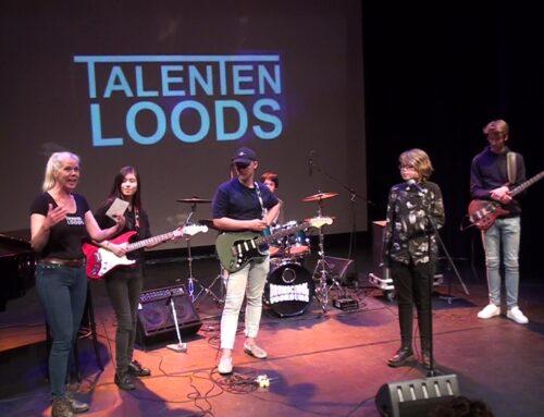 Gratis livestream event Podium Muziek Talentenloods 23 september